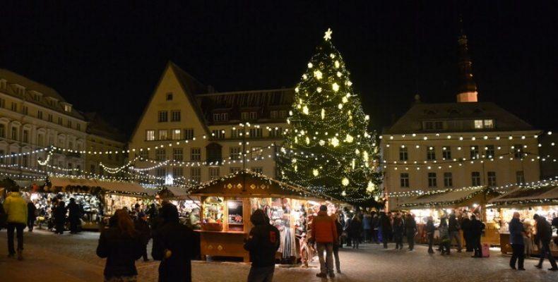 Новогодние каникулы в Таллине