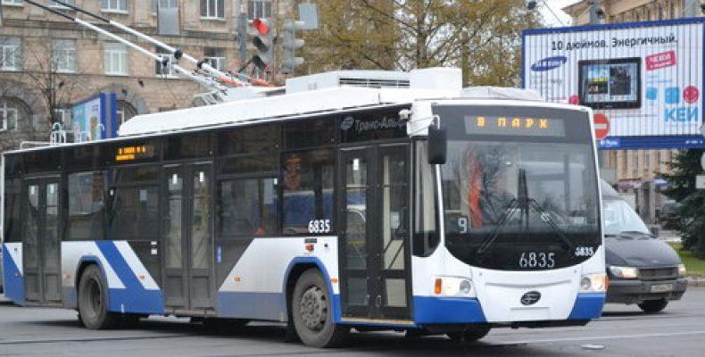 Автобусы и маршрутки в Санкт-Петербурге