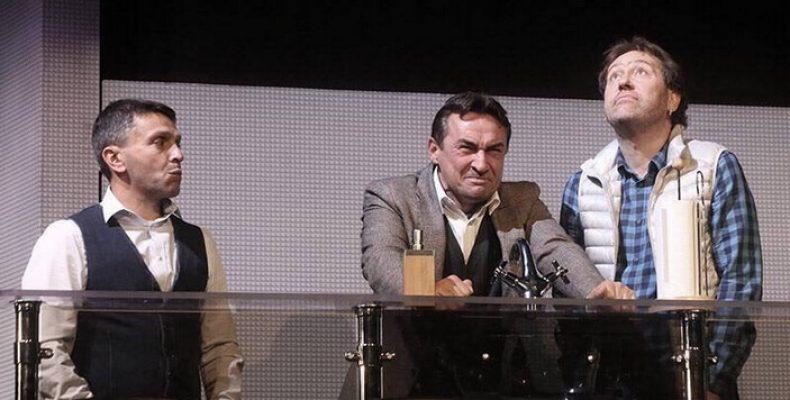 Квартет И представит спектакль «В Бореньке чего-то нет» 12 ноября в ДК Ленсовета