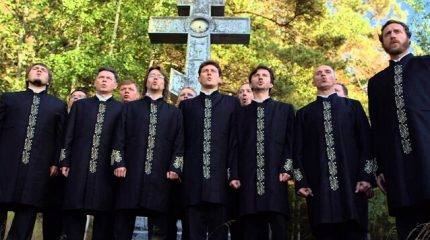 Хор Валаамского монастыря даст концерт в Музее Фаберже 29 мая