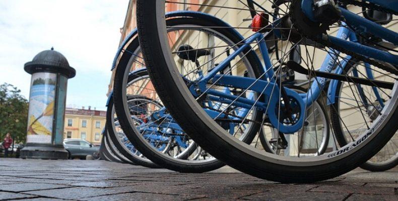 Велопрокат в Петербурге 2019: принцип работы, цены и адреса