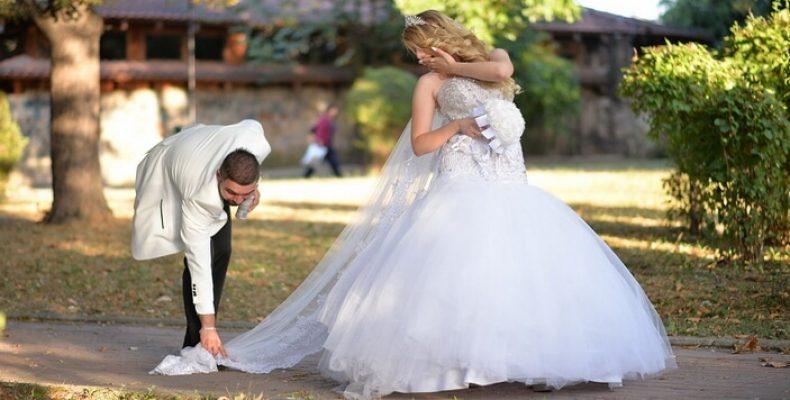 Свадебная экскурсия в Петербурге