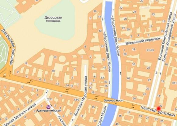 Пока Wi-Fi сеть работает лишь от Дворцовой площади до дома номер 22 по Невскому проспекту, причем в тестовом режиме