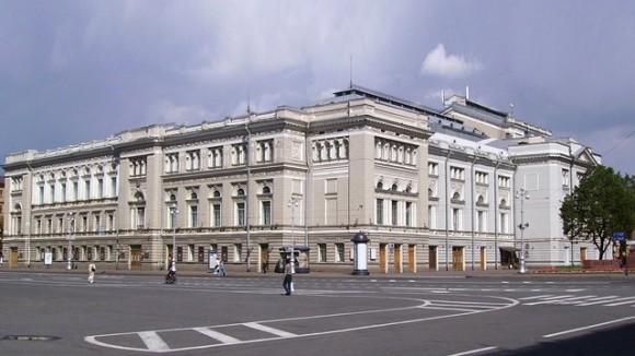 Государственный театр оперы и балета консерватории им. Римского-Корсакого