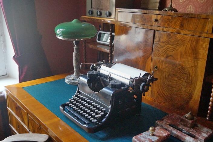 Печатная машинка Зощенко