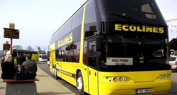 Автобус Ecolines
