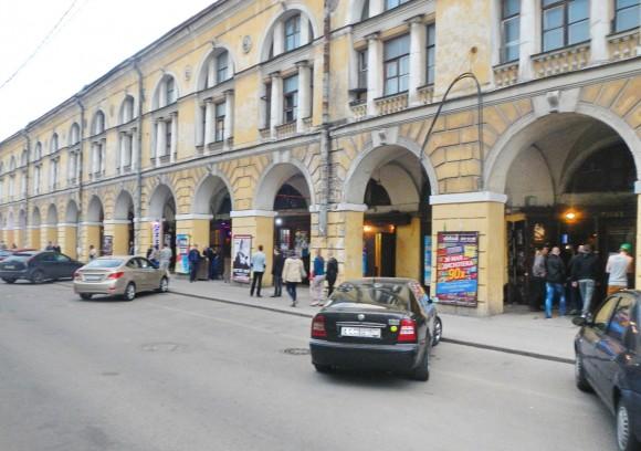 Думская улица в СПб