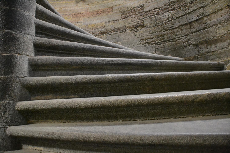 Ступеньки лестницы
