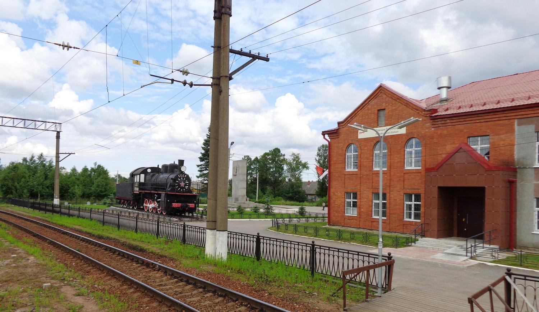 железнодорожная станция Петрокрепость