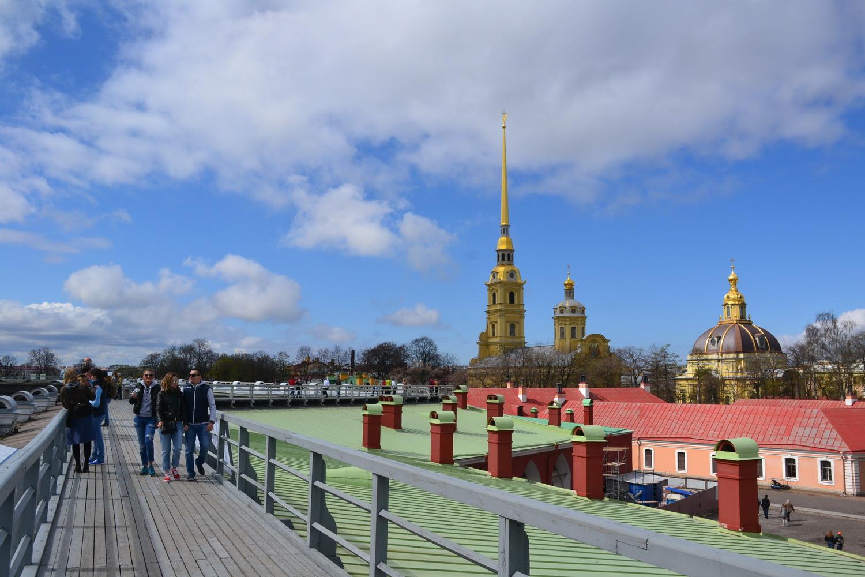 Экспозиция `Невская панорама`