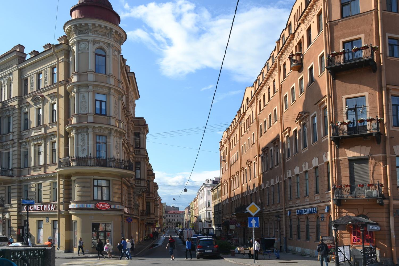 Столярный переулок, где ступала нога Родиона Раскольникова, в наши дни