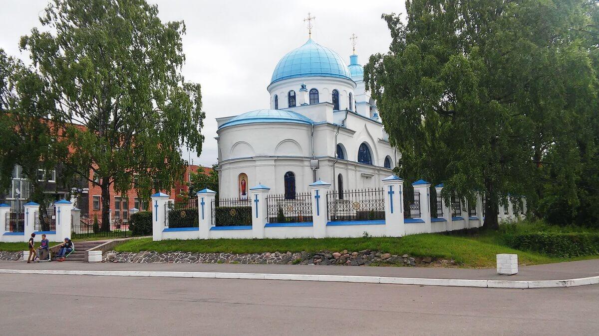 Кафедральный собор в Приозерске