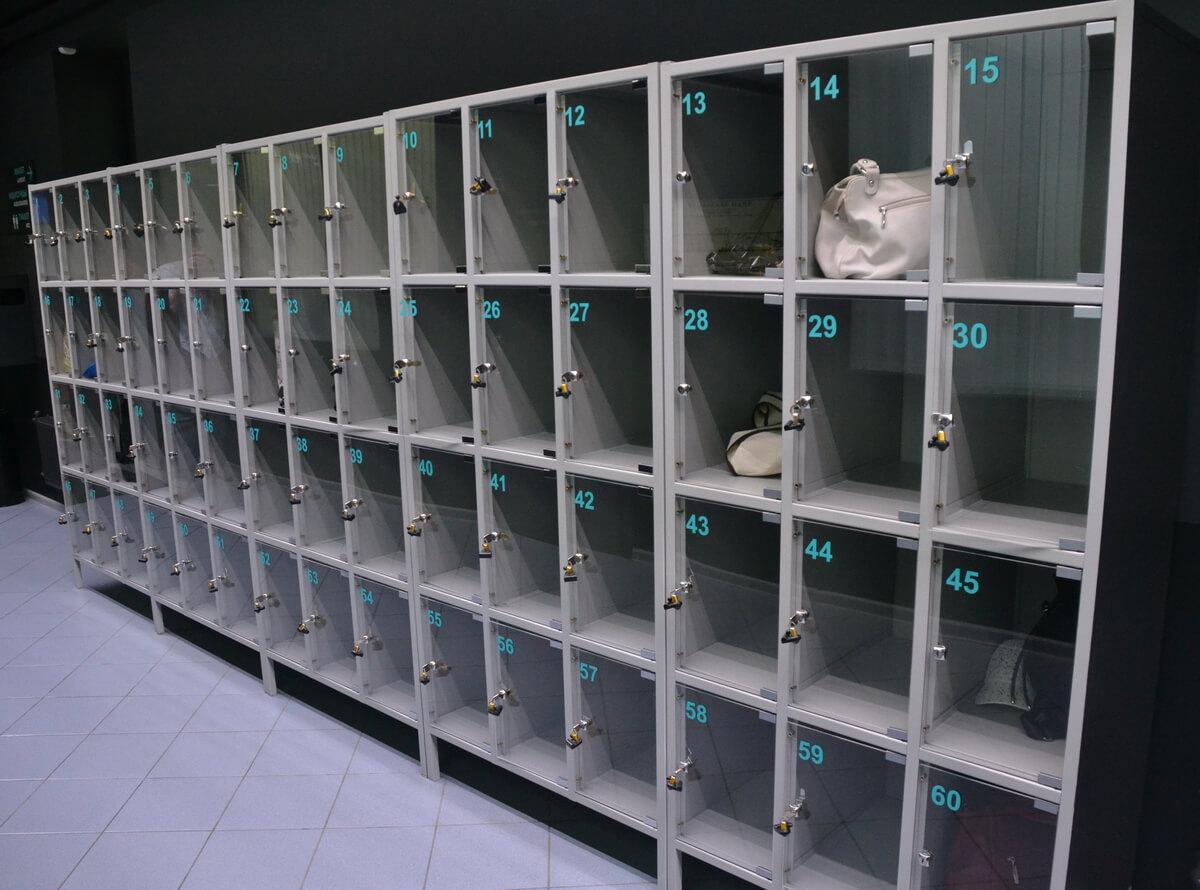 Камеры хранения в музее