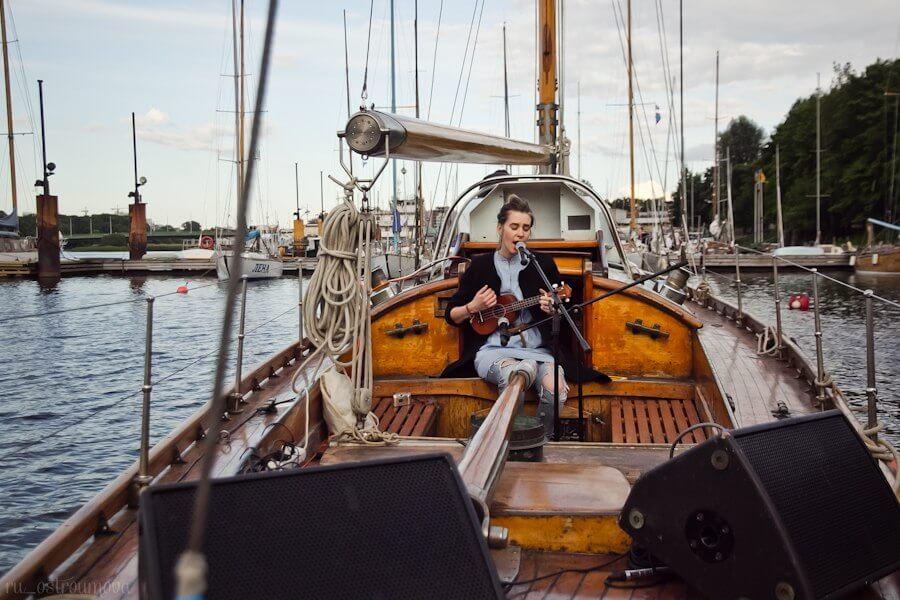 Водный фестиваль `Твоя вода` в СПб