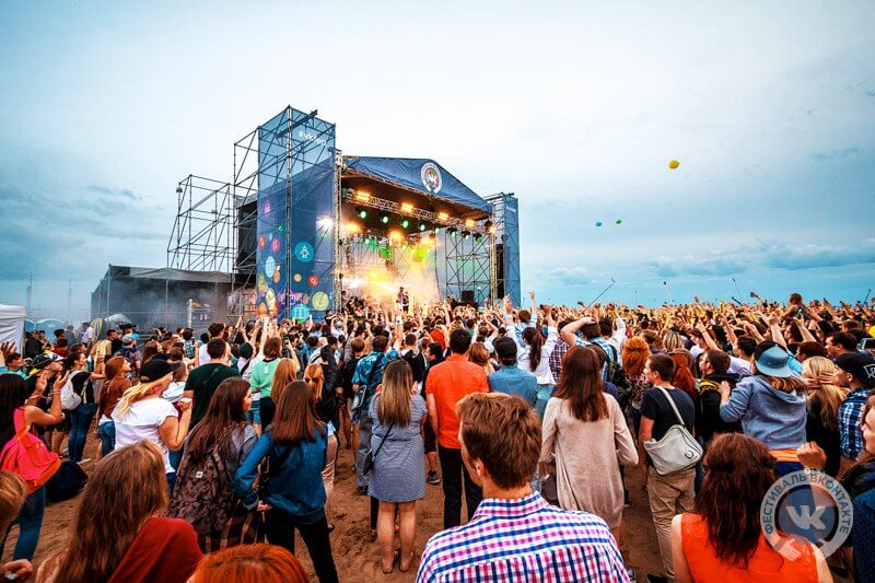 На VK Fest планируется мощная музыкальная программа