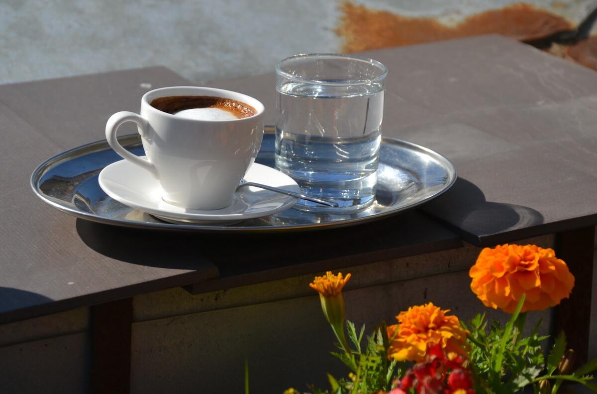 Кофе по-петербургски
