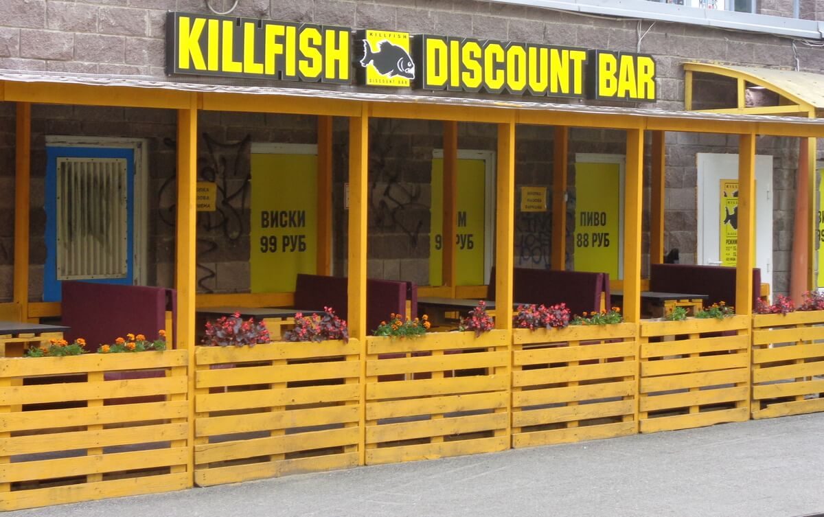 Killfish bar