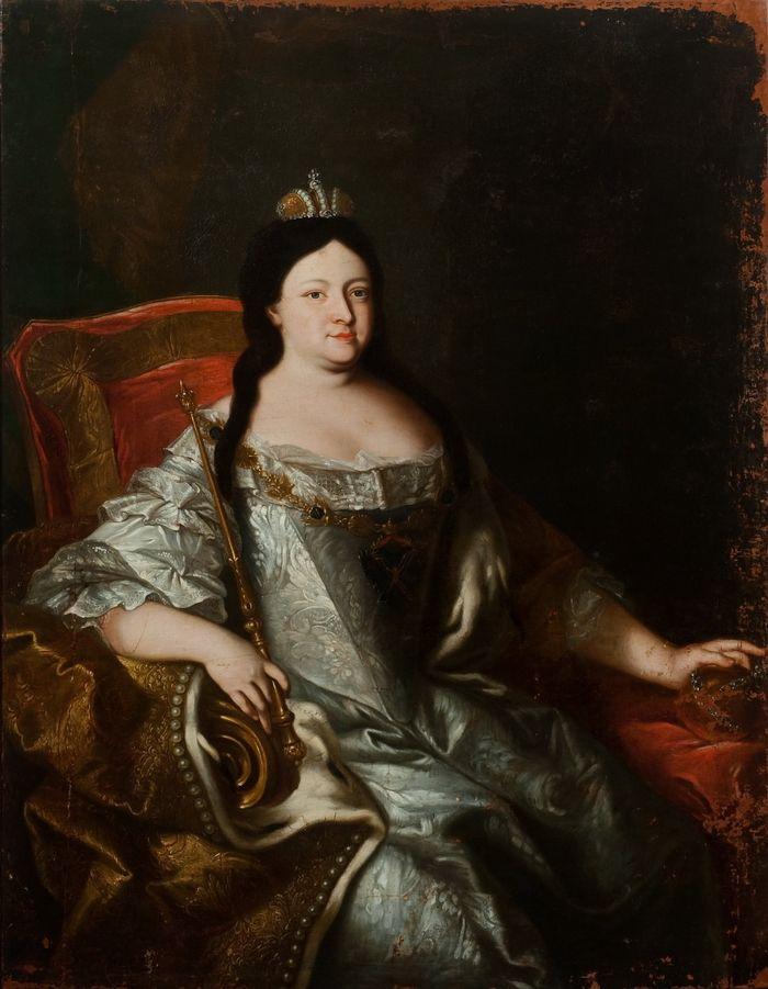 Портрет Анны Иоановны