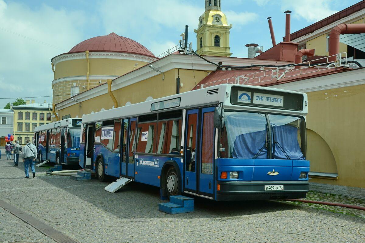 Автобус-туалет