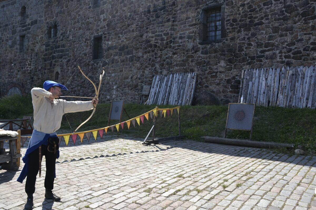 Фестиваль `Выборгский замок`