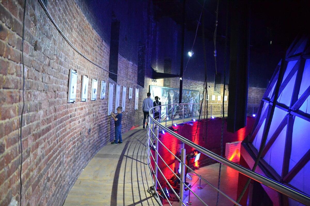 Выставка в Планетарии 1