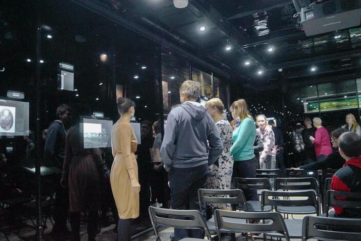 Интерактивная экскурсия по музею