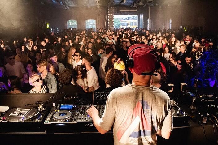 DJ на DAY OFF