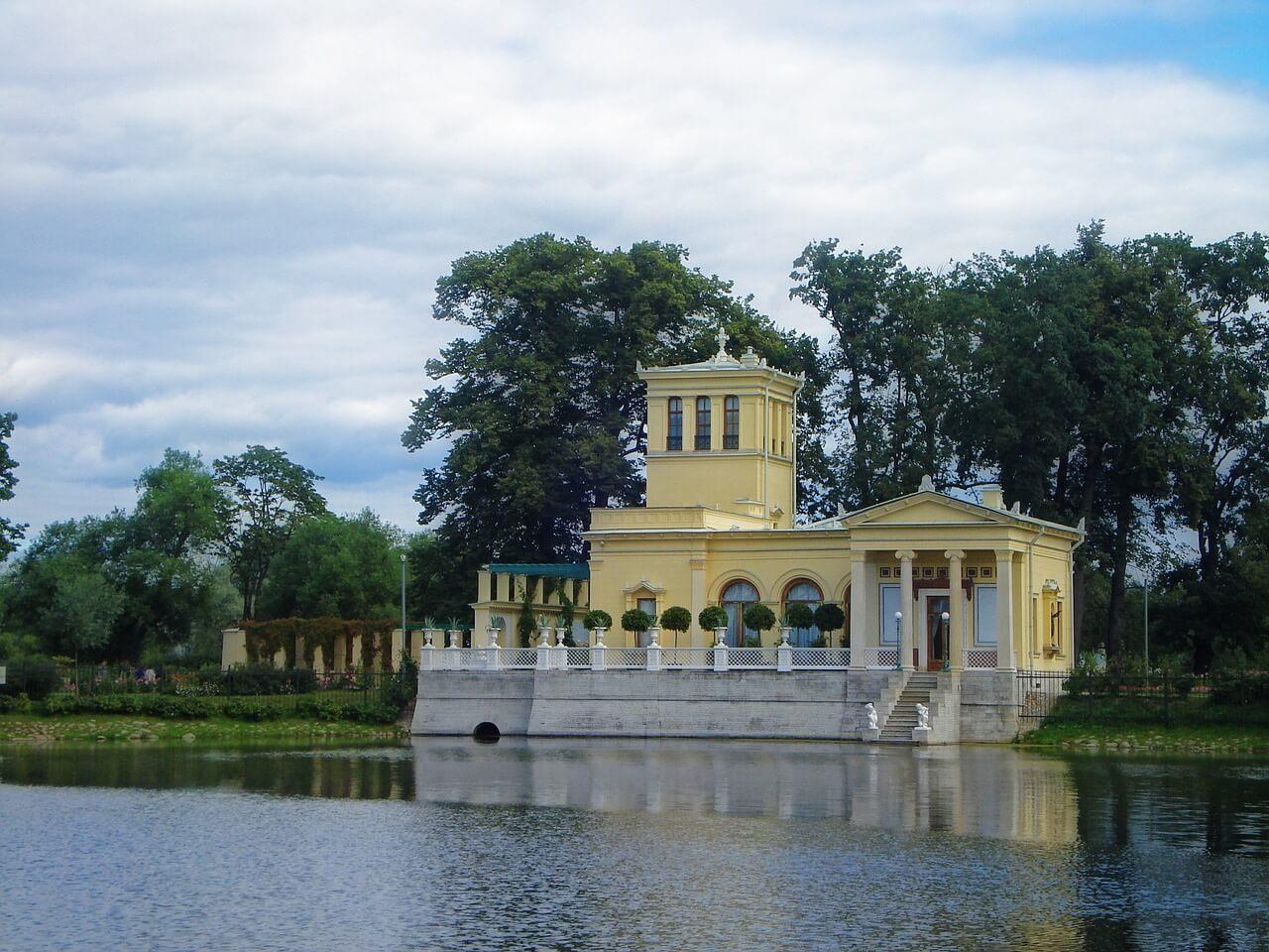 Ольгин пруд