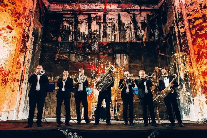 Оркестр Olympic Brass