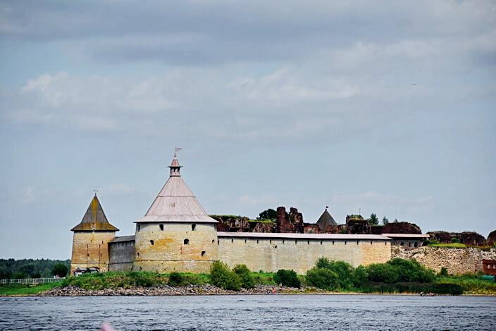 Крепость `Орешек`