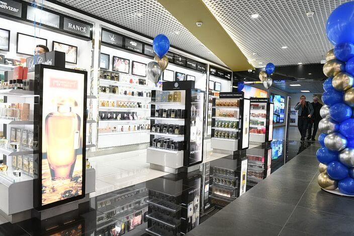 Магазин Duty Paid в Пулково