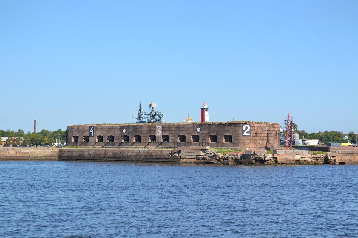 Кронштадтский форт
