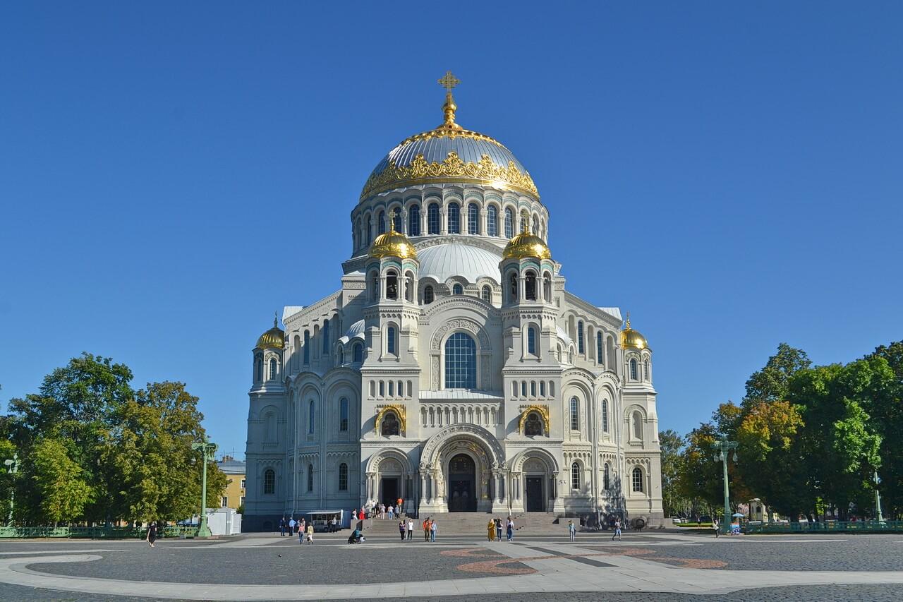 Морской собор Кронштадта