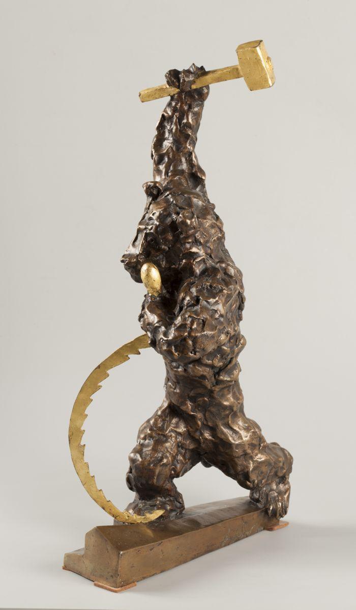 скульптура Сокова