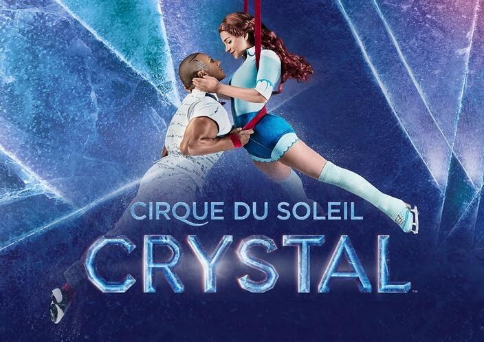 Шоу Crystal от Cirque du Soleil