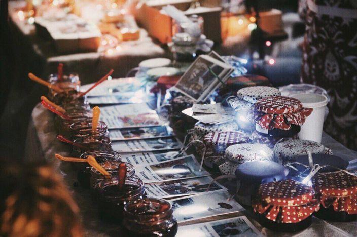 Новогодний маркет в Севкабель Порт
