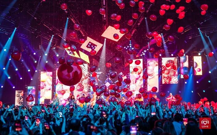 Big Love Show в СПб