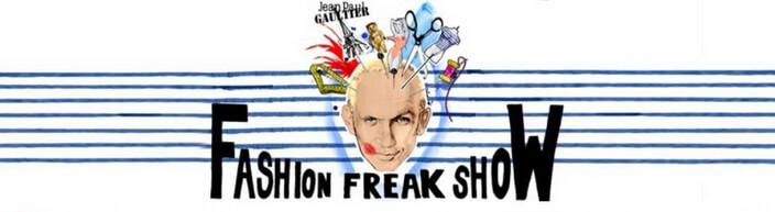 Fashion Freak Show от Жан-Поля Готье