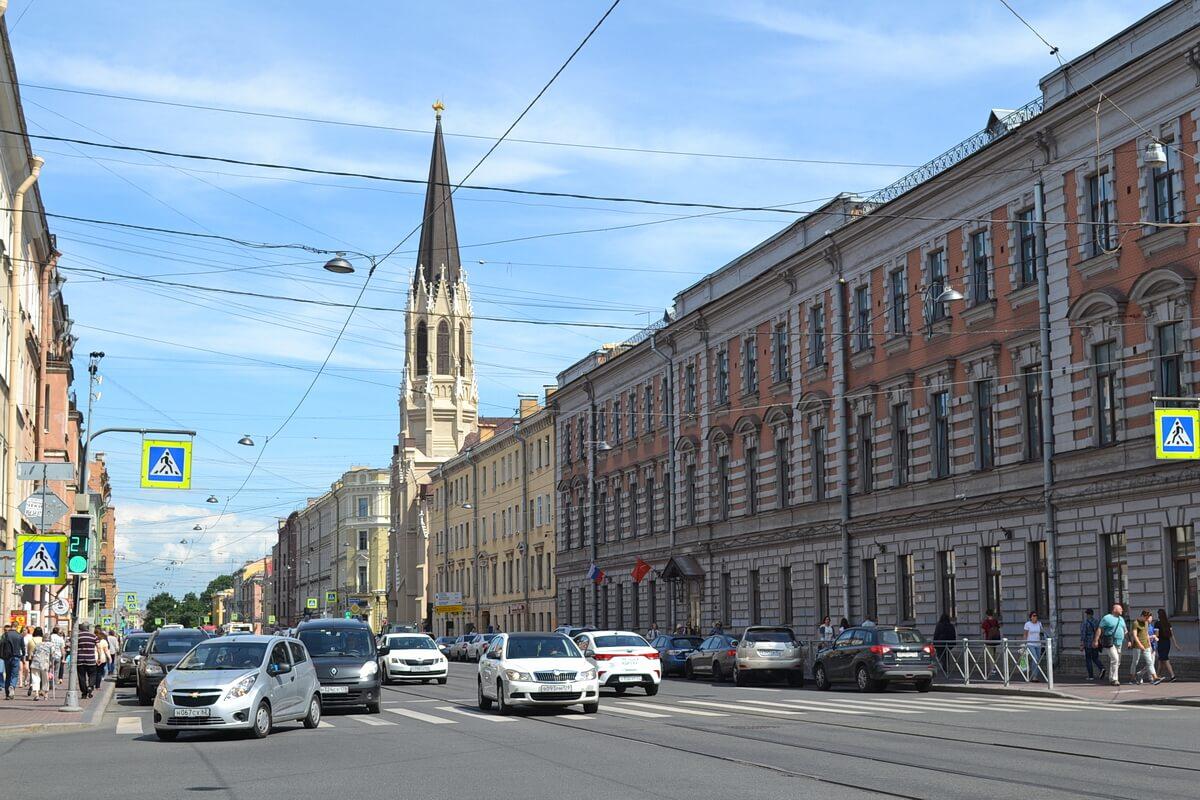 Лютеранский Михайловский Собор