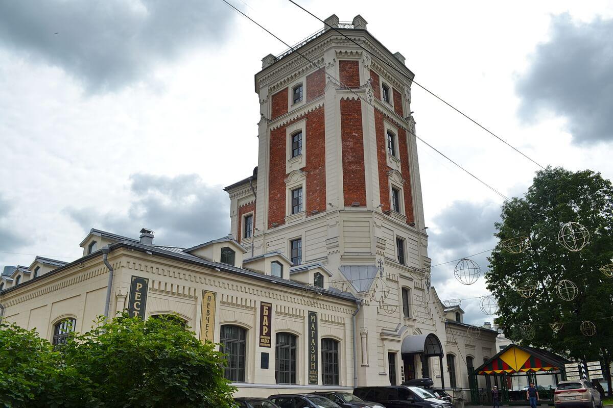 Певческая башня
