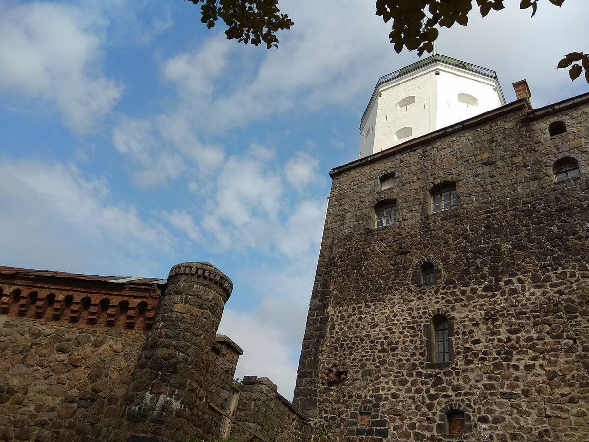 Экскурсионная программа в Выборгском замке