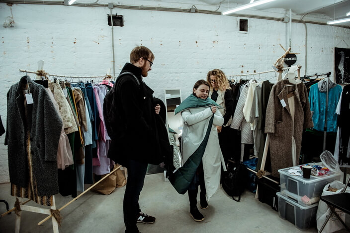 Распродажа дизайнерской одежды GLOBAL SALE