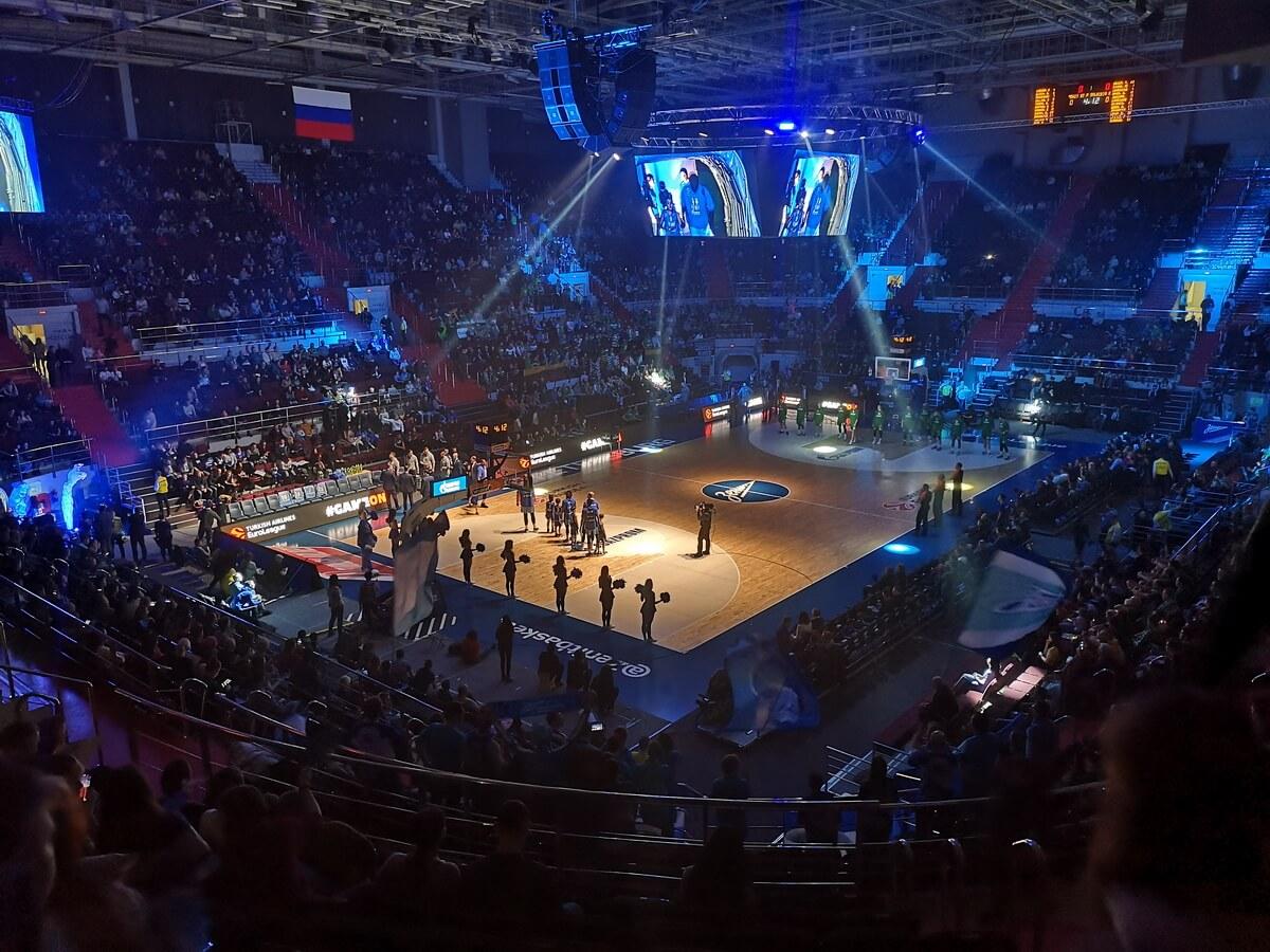 Баскетбольный клуб `Зенит`