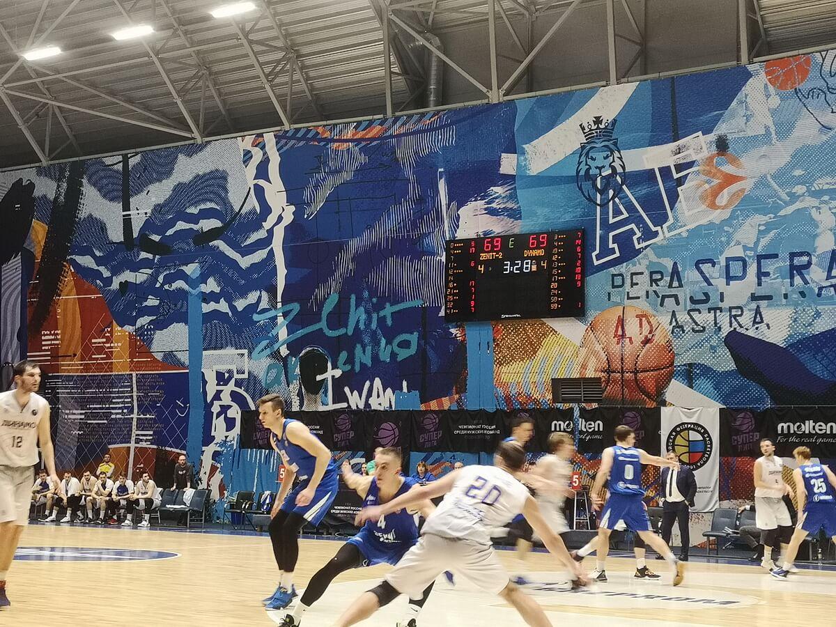 Баскетбольный клуб `Зенит-М`