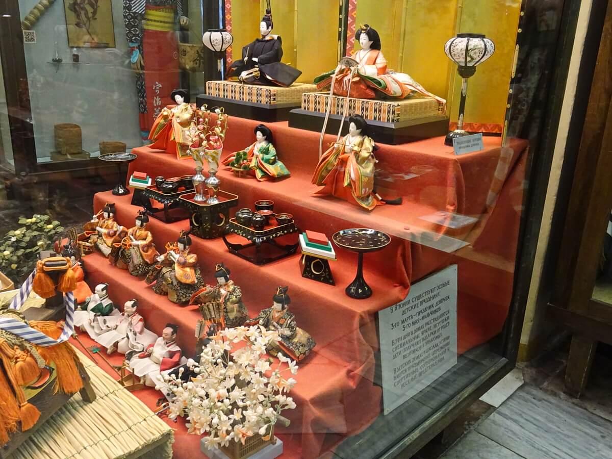 Японские игрушки