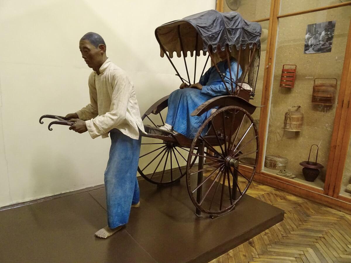 Китайский рикша