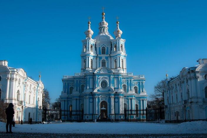 Смольный собор в СПб