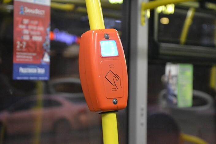 Валидатор в трамваях, троллейбусах и автобусах