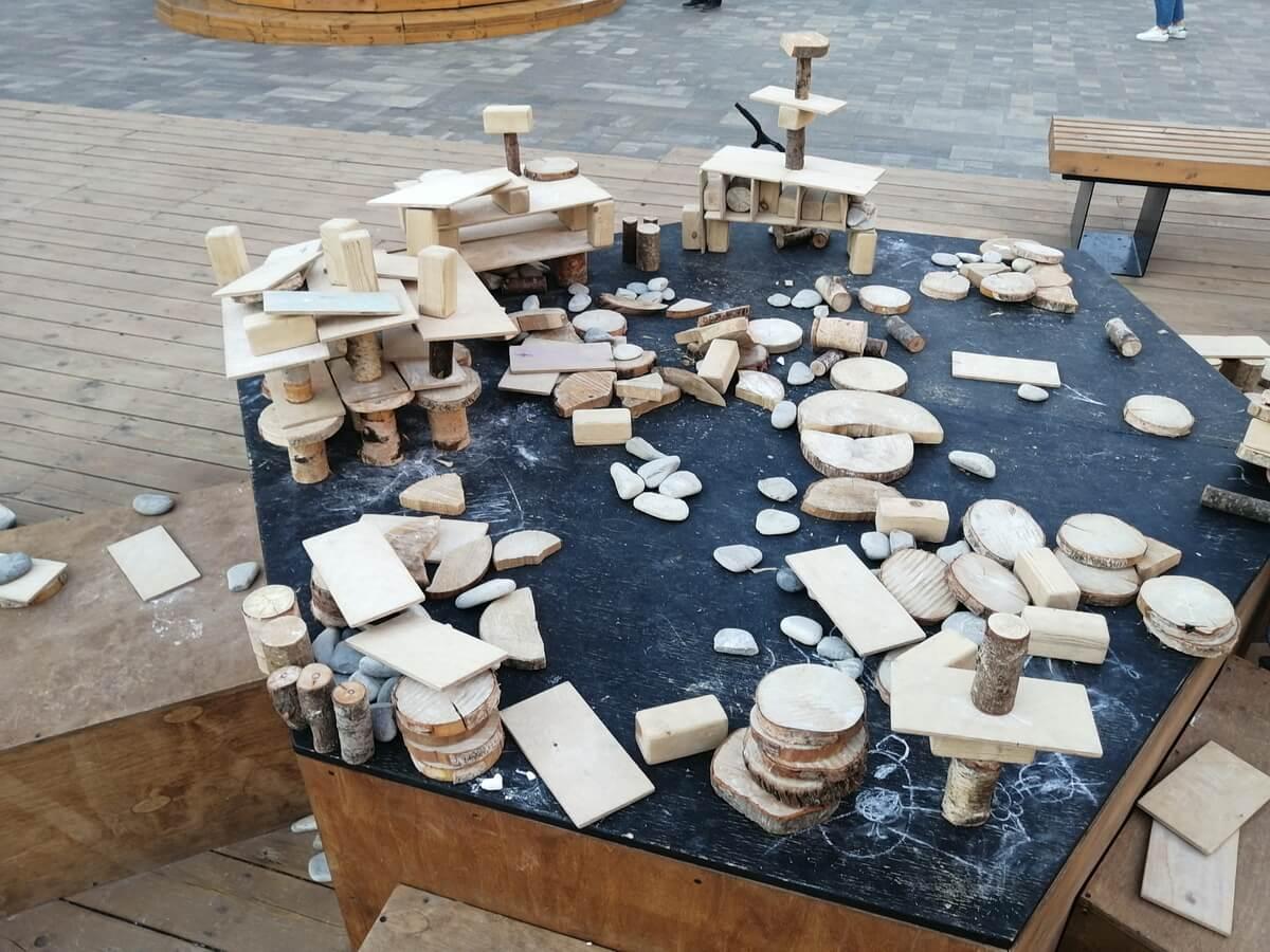 Необычные кубики