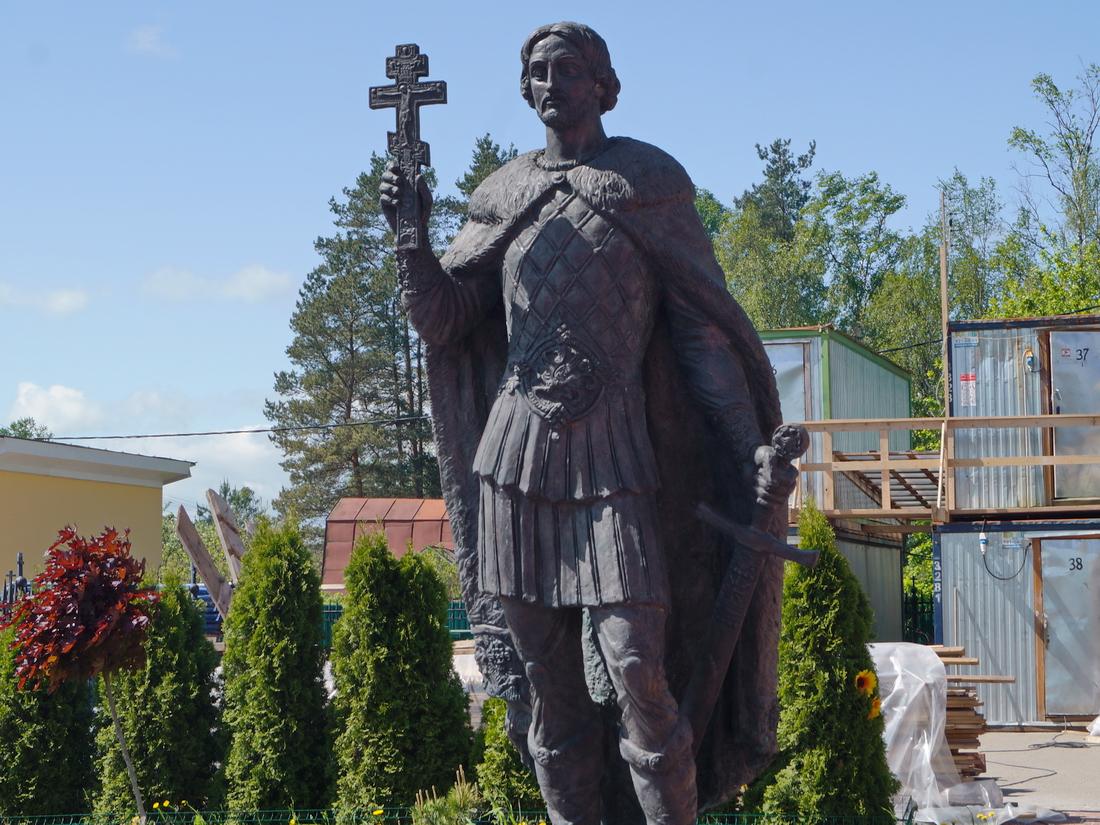 Памятник Святому Благоверному Великому князю Александру Невскому